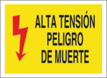 ADVERTENCIA ELÉCTRICA